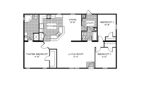 3 bedroom modular home floor plans birch ranch modular home 1 595 sf 3 bed 2 bath next modular