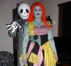 Halloween Costumes Nightmare Christmas 21 Couples Costumes Tolerable