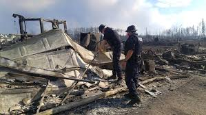 Wildfire Firefighter Jobs Alberta by Heart Of Canada U0027s Oil Sands Industry Saved From Fire U0027s Worst