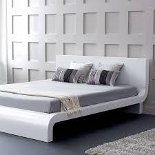 Modern Queen Platform Bed Modrest Roma Modern Platform Bed Queen Vig Furniture Touch