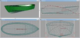 Librecad Floor Plan Blender For Boat Design With Freeship Boat Design Net