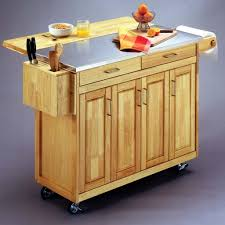 kitchen island cart with breakfast bar kitchen island cart with stainless steel top awesome kitchen cart