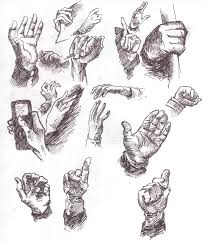 how to get better at drawing hands ben towle cartoonist