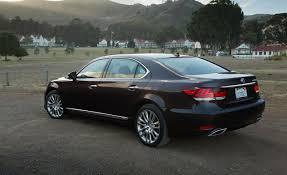 lexus sedan hybrid models review the 2013 lexus ls 600h l hybrid tries to prove you can