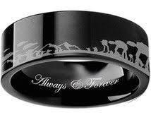 wars wedding ring wars battle of hoth tungsten wedding ring tungsten wedding