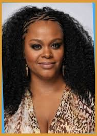 sew in hairstyles with braids jill scott micro braids wet wavy weave this is a protective