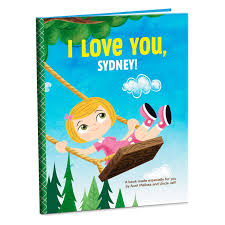 i we you personalized book personalized books hallmark