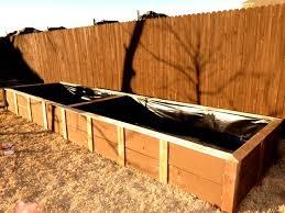 style with cents building a raised garden bed