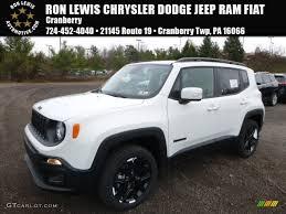 jeep renegade white 2017 alpine white jeep renegade latitude 4x4 117228098 gtcarlot