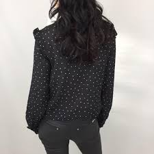 black polka dot blouse black polka dot blouse cover appeal