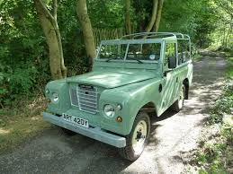 land rover series iii art 420y 1982 pastel green series iii galvanised chassis