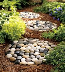 Rocks In Gardens River Rock Stepping Stones Stepping Wind Weather Rocks For