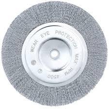 avanti pro 8 in wire wheel coarse pww080cort01g the home depot