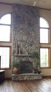 aspen dressed fieldstone by boral cultured stone with limestone