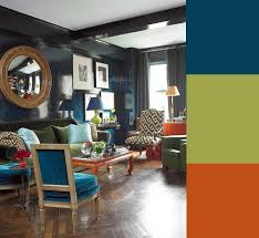 5 chic color palettes to steal from miles redd teal navy and
