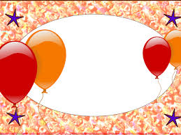 Halloween Border Templates by Balloon Borders Free Download Clip Art Free Clip Art On