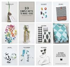 10 simple gifts to make give jones design company