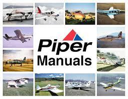 piper pa 32 cherokee 6 lance service manual u0026 parts catalogs ipl