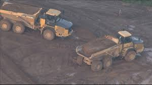 construction worker dies after run over by bulldozer in ne philly
