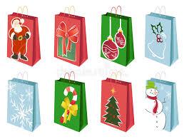 christmas shopping bags christmas shopping bags stock vector illustration of snow 12081728