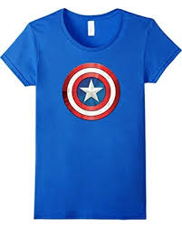 captain america shield light target deal alert womens marvel captain america reflect shield graphic t