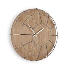 wire cage wall clock dotandbo com home pinterest wall
