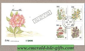 wedding wishes as gaeilge sts philately fdc 1990 99