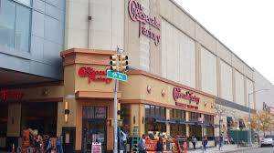 queens center mall thanksgiving hour nyc u0027s first cheesecake factory will blast open its doors next