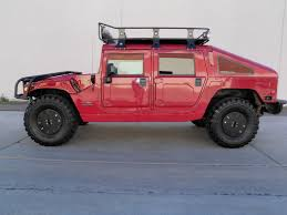 2000 hummer h1 slantback very rare u2026sold