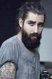 Rugged Hair 23 Beard And Man Bun Combinations That Will Awaken You Sexually