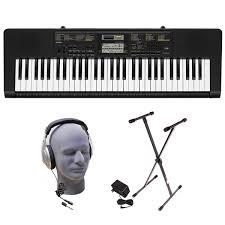 61 by Amazon Com Casio Ctk2400 Ppk 61 Key Portable Keyboard Package