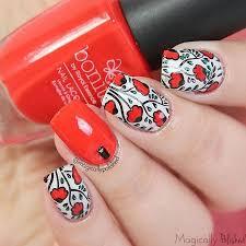 British Flag Nails Nail Art Uk Online Nail Art Supplies U2013 Stamping Decals