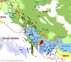 Iran On World Map One Map That Explains The Dangerous Saudi Iranian Conflict