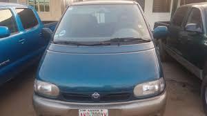 nissan almera price in nigeria registered nigerian used nissan serena space bus year 1999 2000