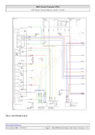 honda vtec wiring diagram honda wiring diagrams instruction