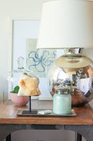 How To Style A Coffee Table Different Ways To Style An End Table