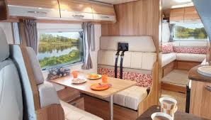 motor home interiors why we touring holidays plus win 4 days motorhome hire tin