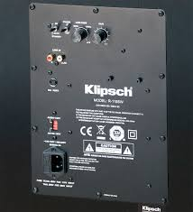 home theater subwoofer amplifier klipsch r 115sw subwoofer official avs forum review avs forum