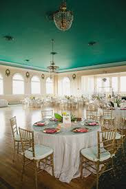 Wedding Venues In Tampa Fl Glamorous Coral And Gold Tropical Florida Wedding Aisle Society