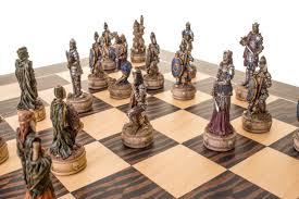 Buy Chess Set Buy Skeletons Fantasy Resin Chess Set At Chessafrica Co Za For