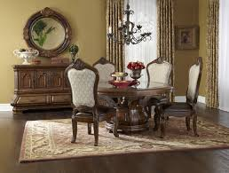 Michael Amini Dining Room Furniture Amini Tuscano Melange Dining Room Furniture Set Table Chairs