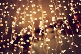 Hanging Christmas Lights In Bedroom by These Would Be Lovely Hanging Outdoors Over The Deck Or From The