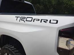 toyota tundra trd accessories nox adds 2015 2017 toyota tundra trd pro truck bed inserts