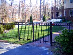 black metal fence paint wrought iron fence color wrought iron