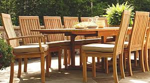 Jensen Leisure Wood Furniture Patio Land USA - Wood patio furniture