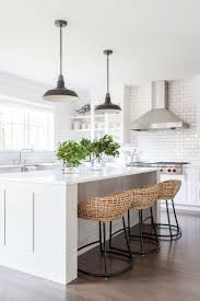 kitchen style all white modern farmhouse kitchens rattan kitchen