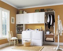 Laundry Room Cabinets by Laundry Room Storage System Lux Garage U0026 Closet