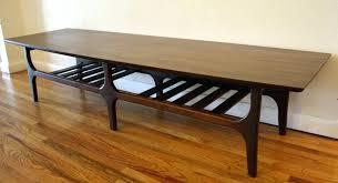 Slat Bench Mid Century Modern Wood Slat Bench Black Slat Wood Bench 2045 6
