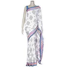 arong saree aarong white and black nakshi kantha embroidered silk saree price