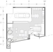 Av Jennings House Floor Plans Open Plan Living And Dining Area With Private Pool And Garden View